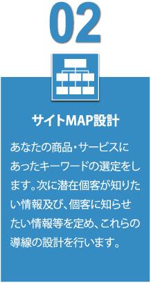 サイトMAP設計